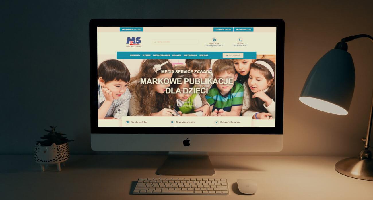 MSZ desktop